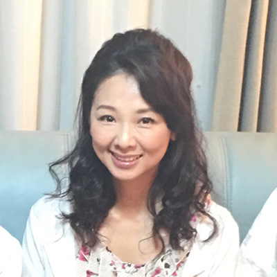 宍戸留美さん